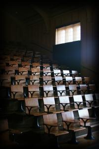 Einstein's classroom http://www.flickr.com/photos/99849138@N00/363181143