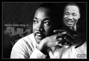 Martin Luther King Jr.  http://www.flickr.com/photos/97328886@N00/1182295583