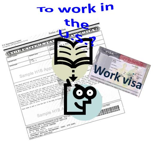 to work in the US